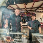 Hog Wild with Chef Bruno with Wild Team