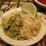 $5 Guac salad