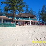 Burleigh Heads Mowbray Park Surf Life Saving Club Foto