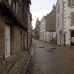 Une ruelle secondaire du village Le Croisic