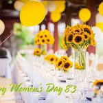 Women's Day 2017 from Softwater Restaurant