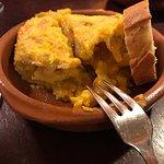 Una tortilla de 10! 🌕🍺🌳🌸