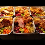 Takeaway Sunday Lunches Available