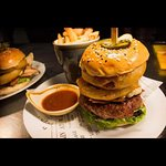 Burger Night every Wed 6pm till 9pm