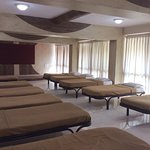 Dormitories set up at Royale Heritage