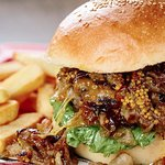 Grozno Grozni burger