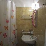 bagno privato camera economy