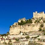 Le village de Beynac, plus beau village de France