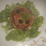 Un délice tarte tomate Et son Charolais exquis