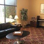 Lobby Seating, Computer AND Printer