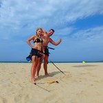 Learn to kitesurf on the best beaches in the world!