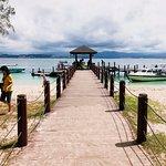 Photo of Mamutik Island