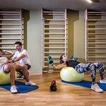 Fitness room