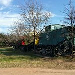 The Caboose Rooms