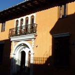 Un balcón, hermosa decoración y buen gusto