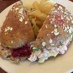 Mufalatta and Turkey sandwiches wonderful!