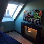 Window in Room 701