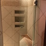 Villa 309...large and very nice shower.