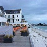 l'hôtel côté mer