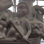 Haida sculpture