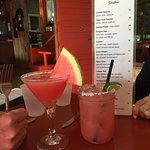 Watermelon cocktails, so pretty!