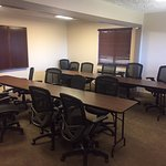 18 person meeting room