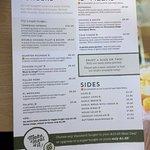 Evening meal main menu - Page 2