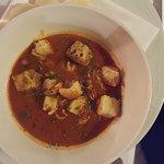 zuppa di moscardini