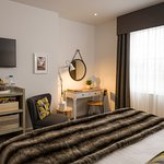 Luxury Double and Twin Bedrooms