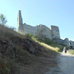 Photo of Cachtice Castle