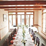 West wing for private events