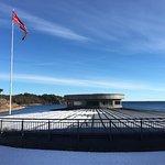 Strand Hotel Fevik Foto