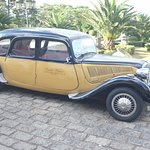 Not exactly in the French Quarter but this Ctroen Traction Avant shows the style :DA LAT
