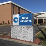 BW Wooster new signage and 100 updated rooms