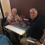 49th wedding anniversary diner at First Love fantastic