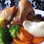 Homestyle 1/2 Roast Chicken