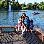 Mi familia en el parque