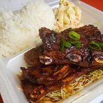 the beef short ribs...