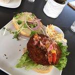 Coconut Burger