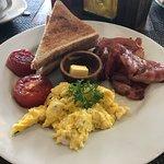 Big Breakfast (Requested no Mushrooms)