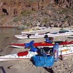 single and double kayaks