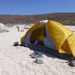 single or double tents