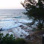 Overlooking Cliff