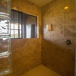 Residence Suite, Large Shower for 2 with a view (don't worry, still private)
