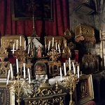 Relic - Panaroma of chapel of relics
