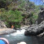 small river rapid