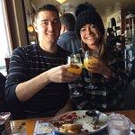 Engagement mimosas!