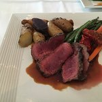 Steak dinner to die for!