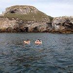 Snorkeling at Marietas Islands