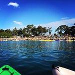 Foto de Aussie Woolshed Backpackers Hervey Bay, Fraser Island